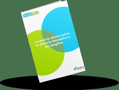 Ebook - Evidencia Clínica sobre la eficacia de Nauserina y del Jengibre